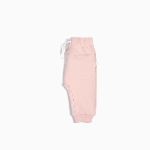 """Miles Basic"" Light Pink Jogger (3M - 4T)"