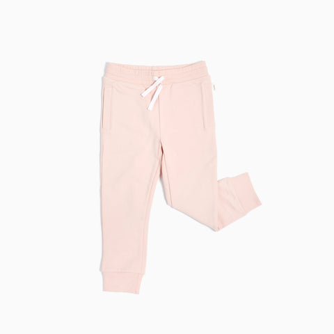 """Miles Basic"" Light Pink Jogger (5T - 7T)"