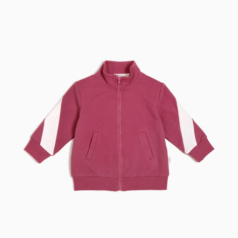 Dusty Pink Track Jacket