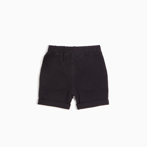 ''Miles Basic'' Black Short