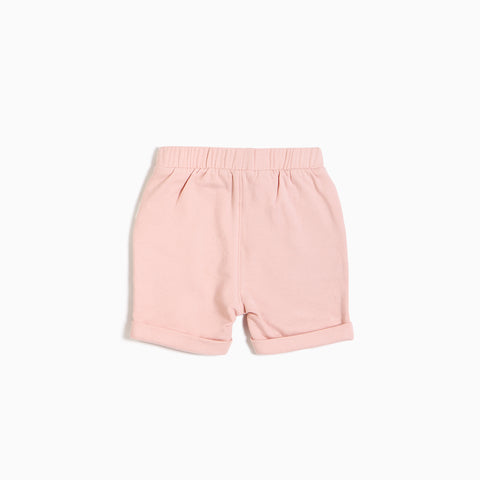 ''Miles Basic'' Light Pink Short