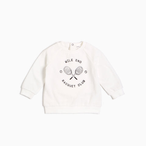 Off-white ''Mile End Racquet Club'' Crewneck
