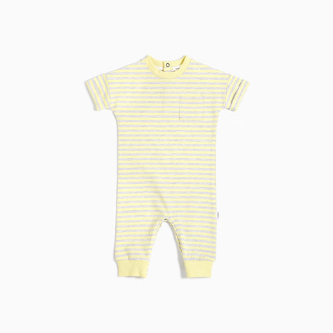 Sunray Striped Playsuit