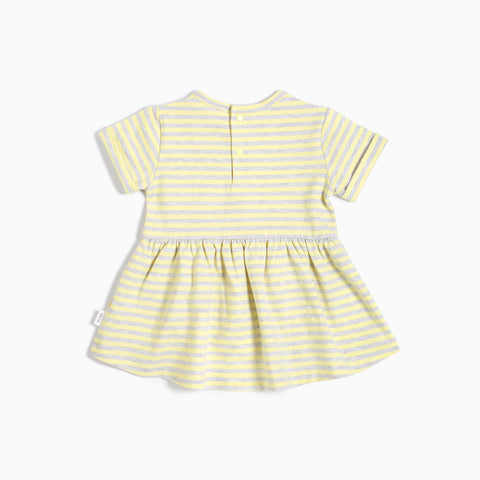 Sunray Striped Dress