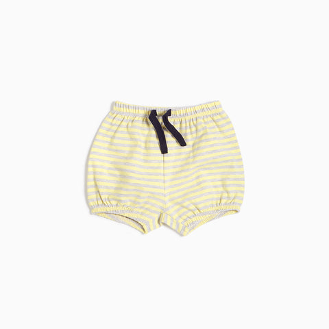 Sunray Striped Balloon Shorts