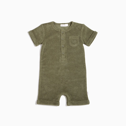 Boys Forrest Terry Romper
