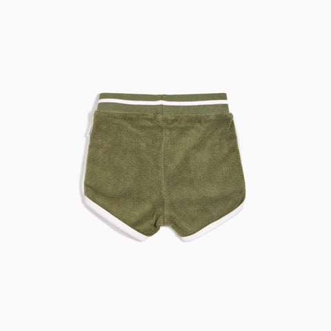 Boys Forrest Terry Cloth Shorts
