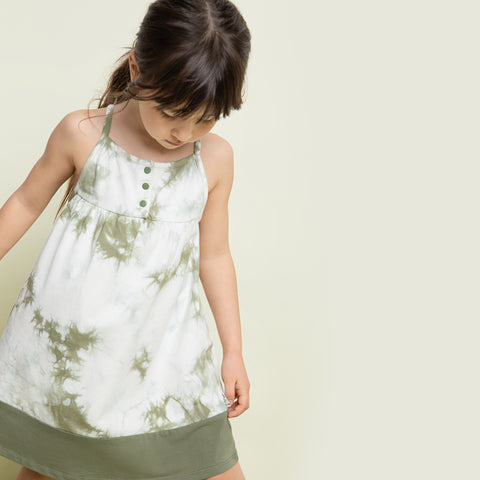 Forrest Tie Dye Cami Dress