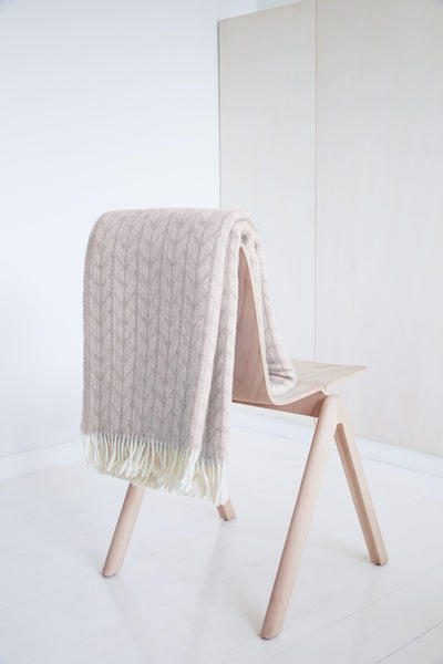 Knit Blanket NEW!