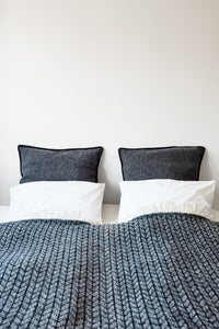 Knit Doublebed Throw