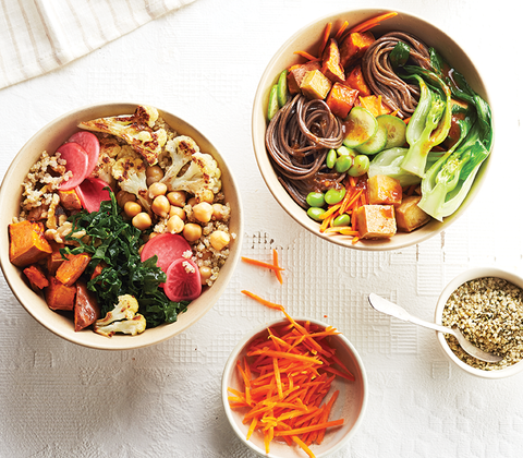 Chatelaine Healthy Grain Bowl