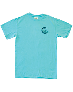 Paddle and Putt Flag T-shirt front