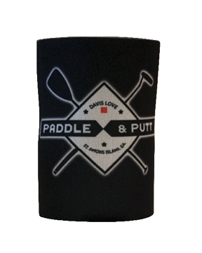Putt and Paddle Coozie