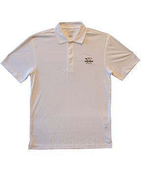 Men's Polo White