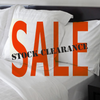 Clearance Twin Fitted Sheet Medium Blue - Bed Linens Etc.