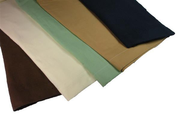 Split Cal King Flannel Sheet Set - Bed Linens Etc.