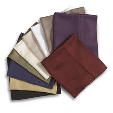 Pillowcases 100% Cotton 500 Thread Count - Bed Linens Etc.