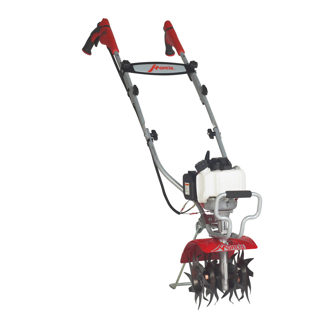 Mantis 4-Cycle Deluxe Tiller/Culitvator