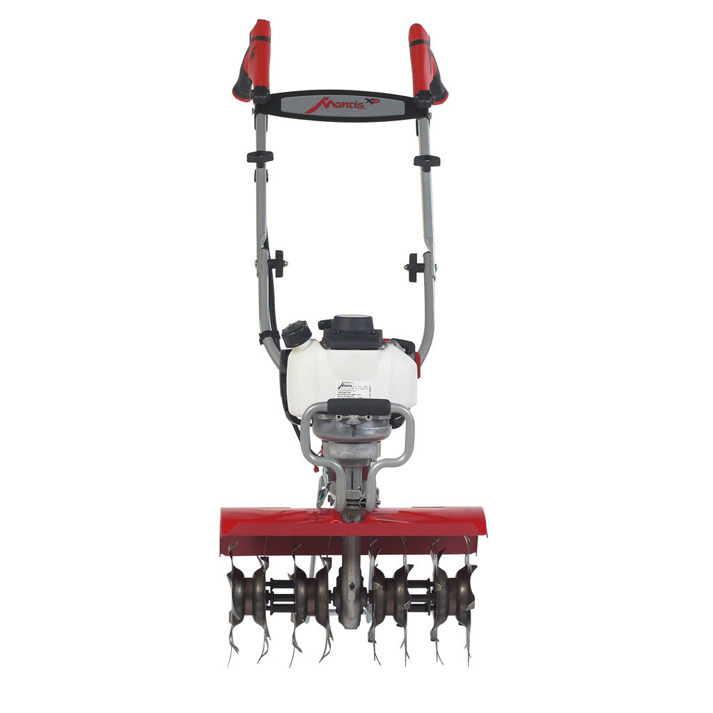 "Mantis XP 16""  4-Cycle  Tiller/Cultivator with Kickstand"