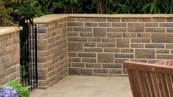 Heritage Riven Coping Stones