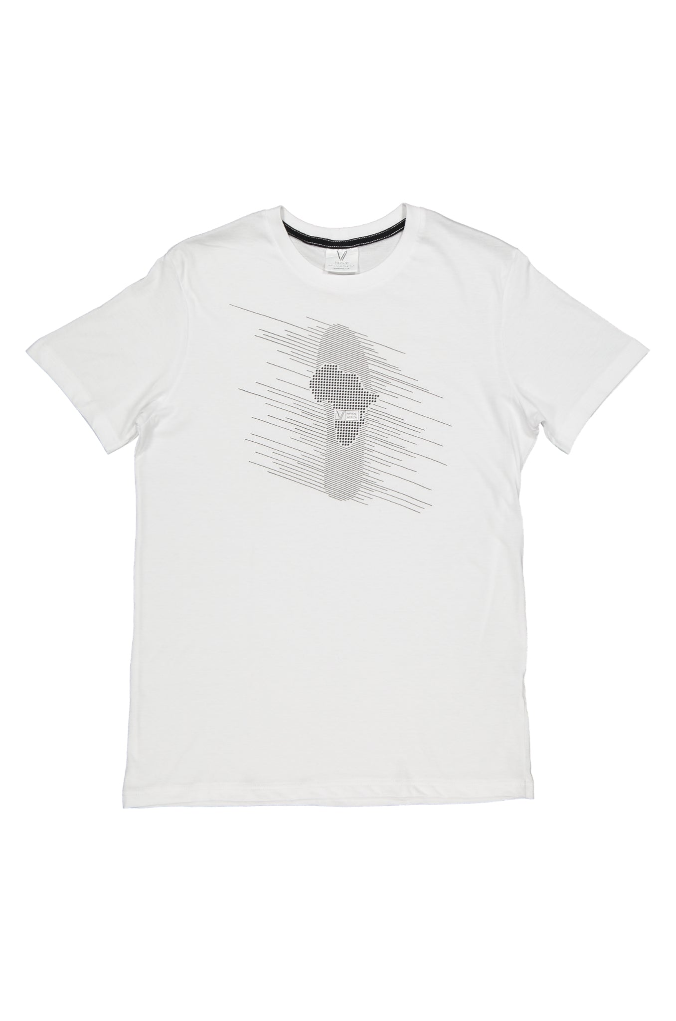 Imprint Africa Tee White