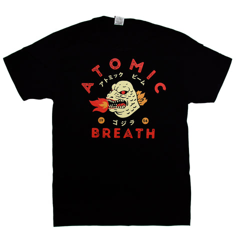 Godzilla Atomic Breath T Shirt