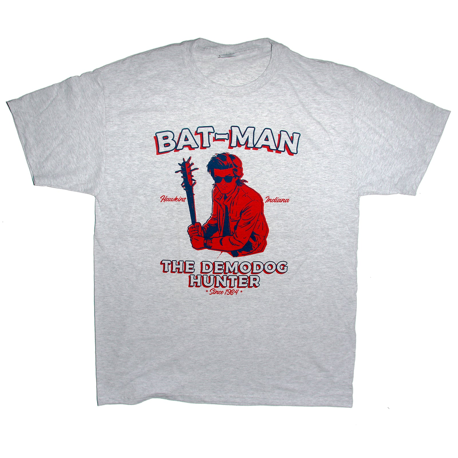 Bat-Man Steve The Demodog Hunter T Shirt