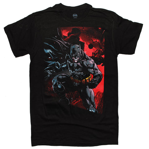 DC Comics BATMAN COVER T Shirt Adult Unisex Sizes S to 3XL