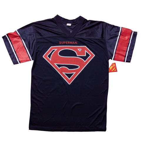 Superman Clark Kent Football Jersey
