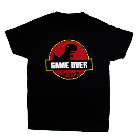 GAME OVER Parody T Shirt Adult Unisex Sizes S to 3XL