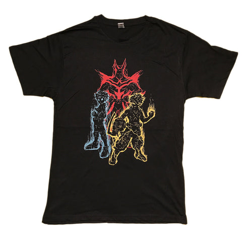 My Hero Academia Anime T Shirt Adult Unisex Sizes S to 3XL