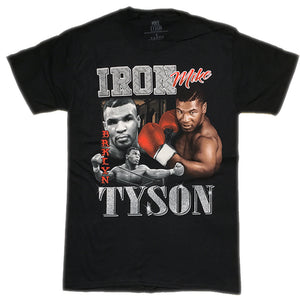 Mike Tyson T Shirt Adult Unisex Sizes S to 3XL