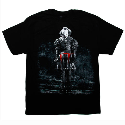 IT CHAPTER 2 Pennywise  T-Shirt Adult Unisex Sizes S to 3X