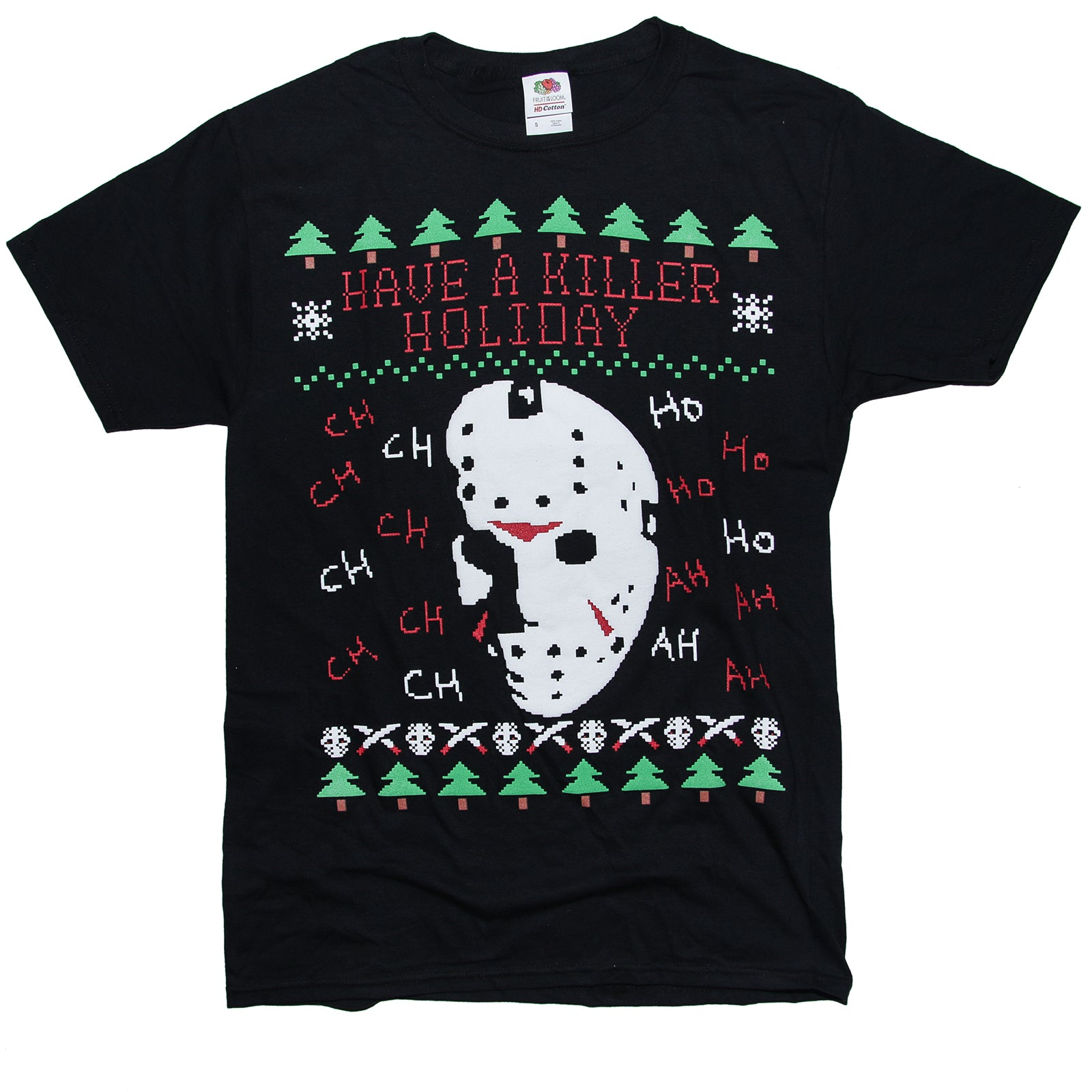 Friday the 13th Jason Voorhees  HAVE A KILLER HOLIDAY T Shirt