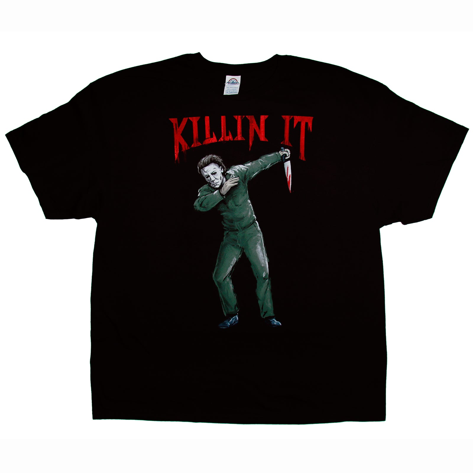Halloween Michael Myers Dab T-Shirt