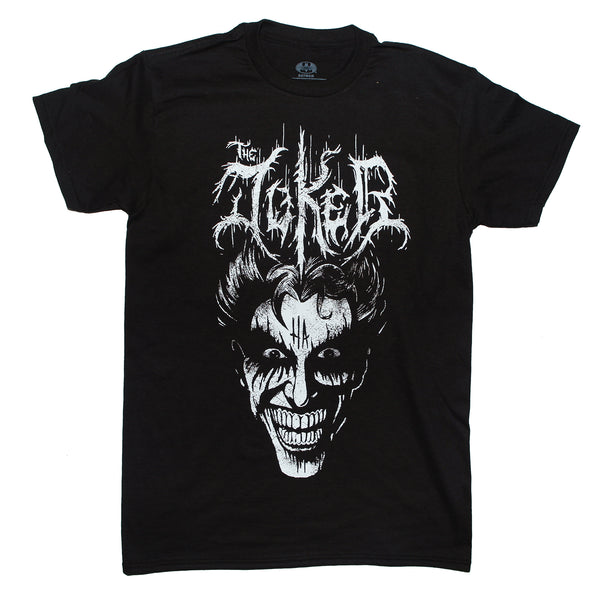 DC Comics Joker HEAVY METAL JOKER T Shirt