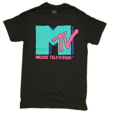 MTV Retro T-Shirt Adult Unisex Sizes S to 3XL