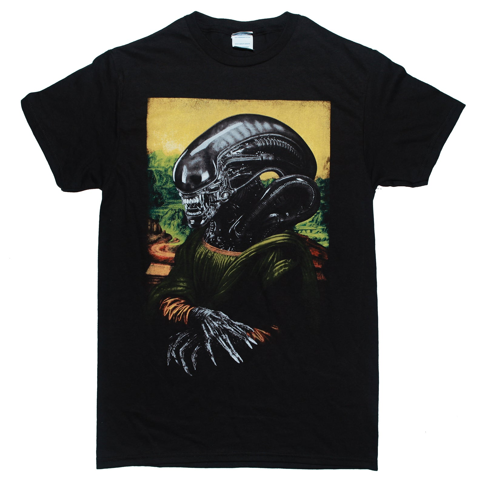 Alien ALIEN MONA LISA T Shirt