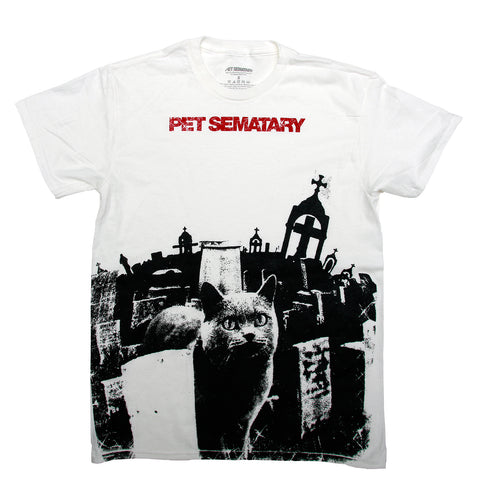 PET SEMATARY GRUNGE T Shirt Adult Unisex Sizes S to 3XL