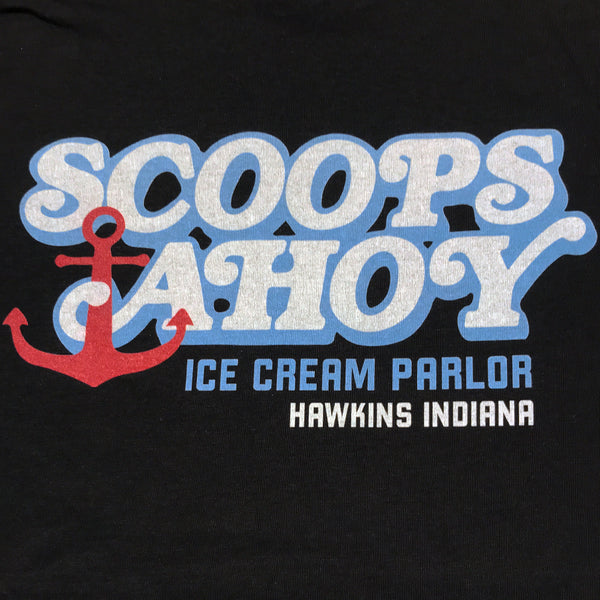 Sccops Ahoy Stranger Things T Shirt