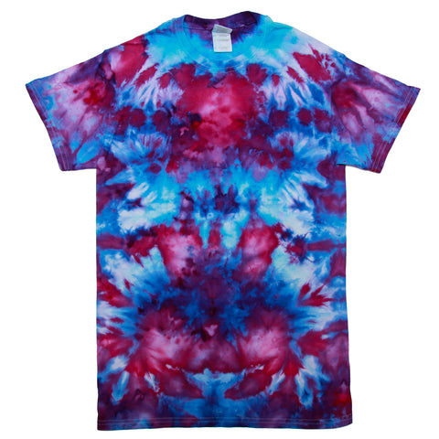 Tie Dye One Of A kind Adult Unisex Size SMALL T-Shirt