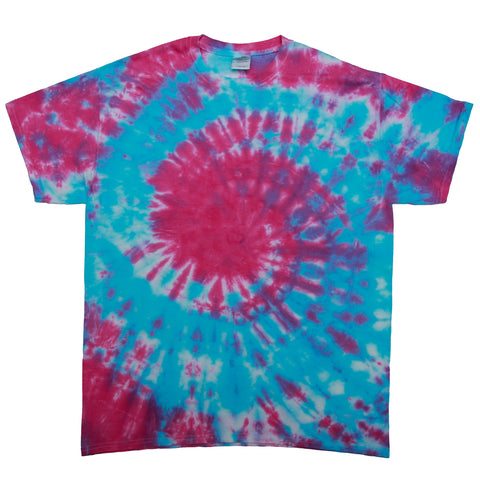 Tie Dye One Of A kind Adult Unisex Size LARGE T-Shirt