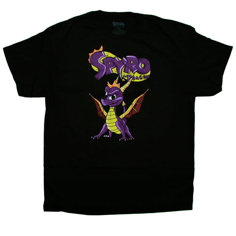 SPYRO THE DRAGON LOGO T Shirt