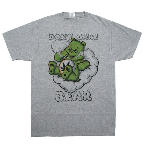 Don't Care Bear Parody T Shirt Adult Unisex Sizes S to 5XL
