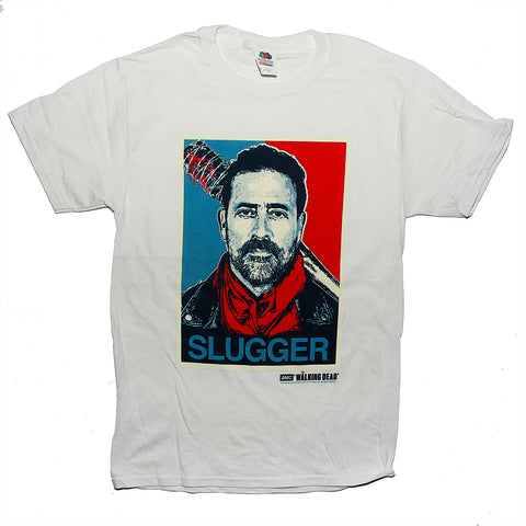 The Walking Dead Negan SLUGGER T Shirt Adult Unisex Sizes S to 3XL