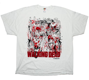 The Walking Dead -  Hand-drawn Daryl Dixon Men's T-shirt