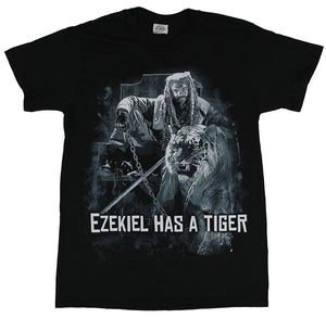 The Walking Dead Ezekiel T-shirt
