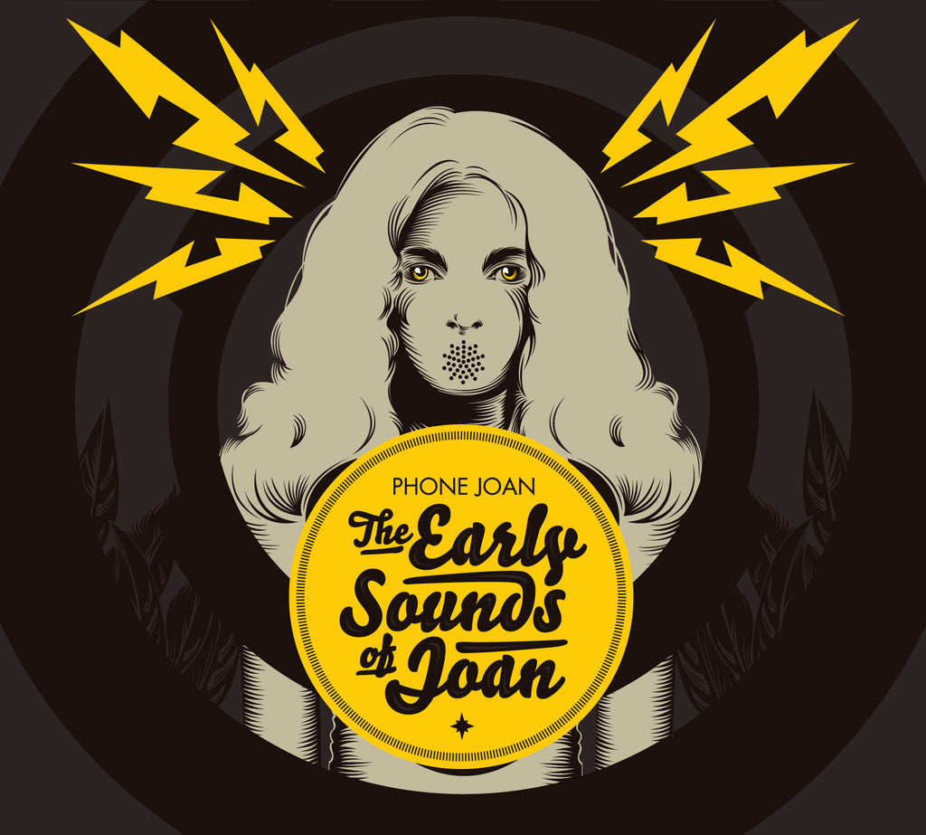"2010 ""The Early Sounds Of Joan"" (Album)"