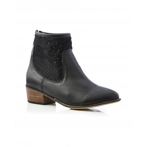 Collins Boot Black