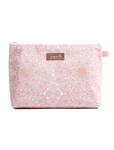 Cosmetic Bag in Majorelle Pink - Large